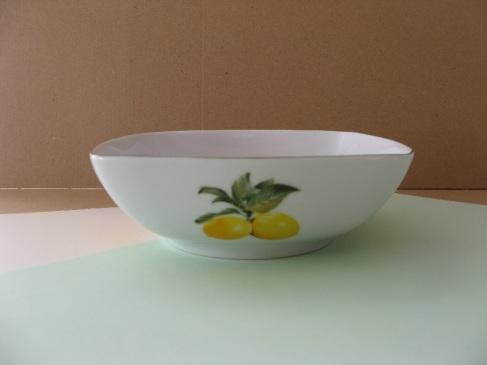 porcelaine - assiette sahara 3