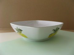 porcelaine - assiette sahara