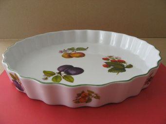 porcelaine - moule a tarte GM 3