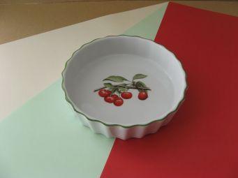 porcelaine - moule a tarte PM