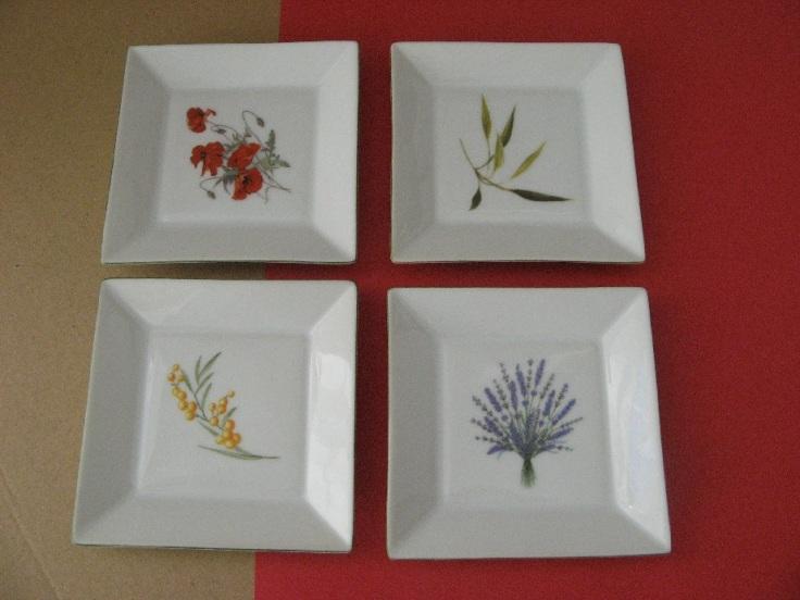porcelaine - ravier japan 2