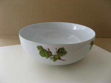 porcelaine - saladier boule 3