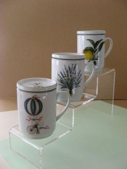 porcelaine - tasse tisane 25cl